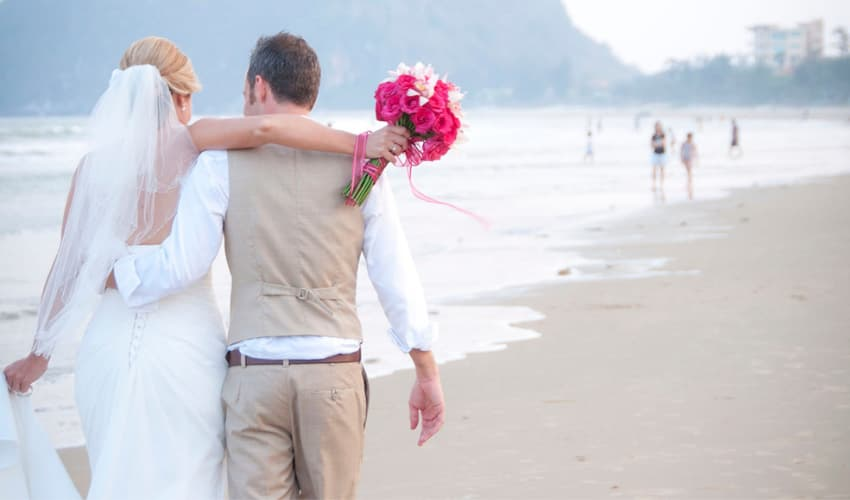 The Best Beach Wedding Destinations in Thailand