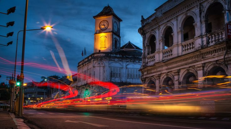 Explore and Experience Old Phuket Town