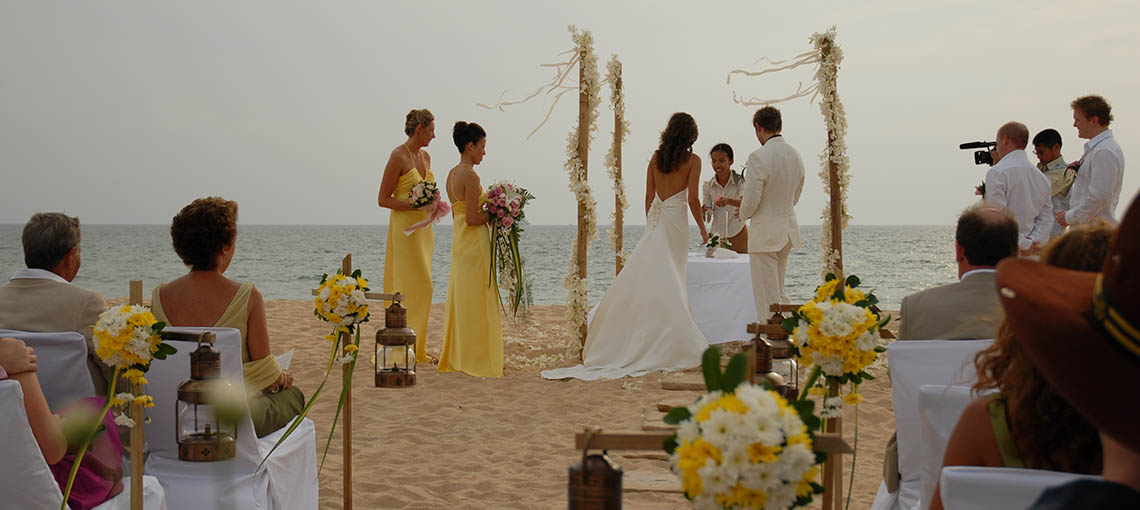 Why Choose Aleenta Resorts for your Thailand Wedding