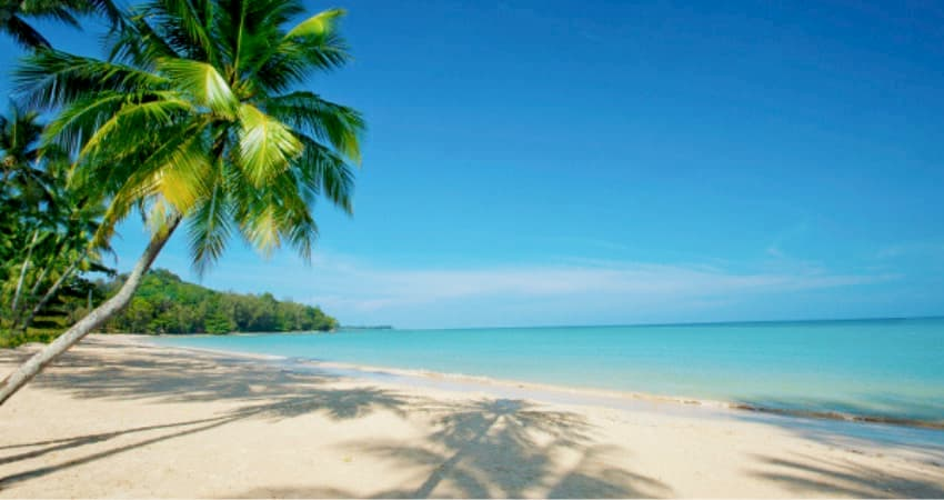 Beaches in Khao Lak - Aleenta Phuket Resort & Spa