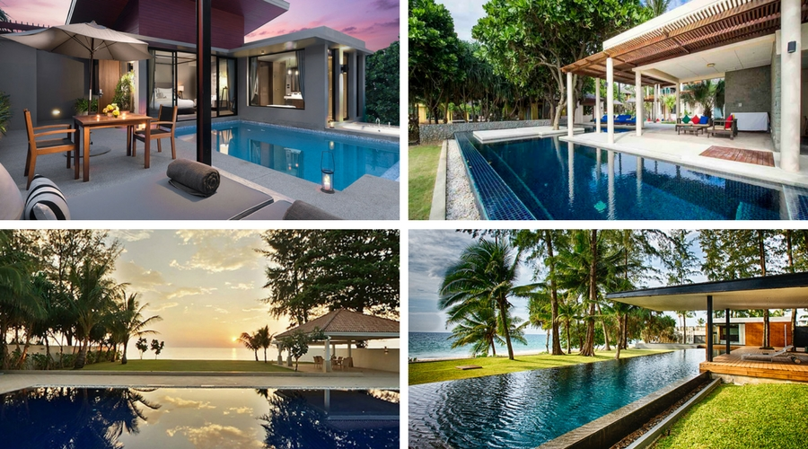 Luxury Beach Villas in Phang Nga, Phuket