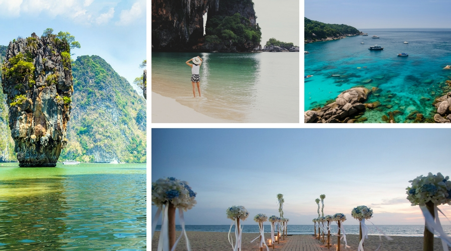 Australian Holiday to Phang Nga, Phuket