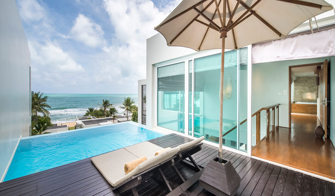 Aleenta Phuket Resort & Spa - One Bedroom Suite Pool