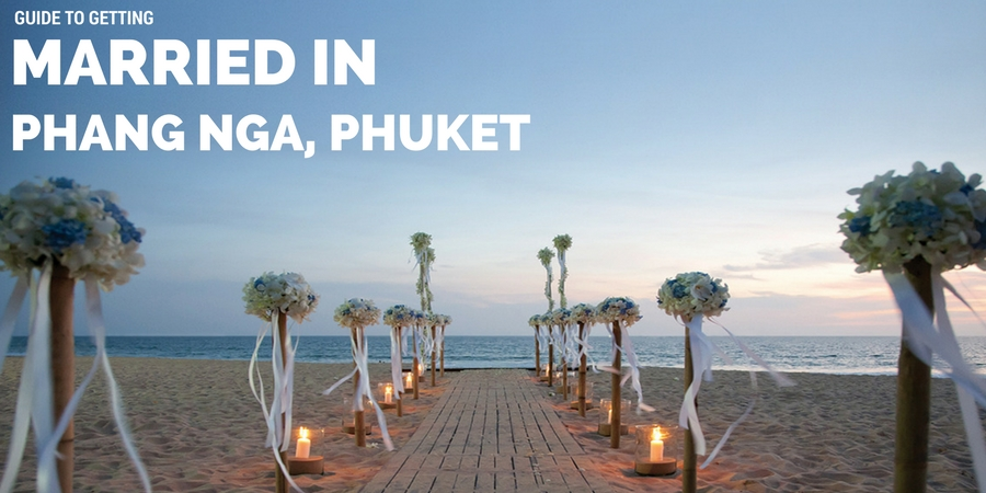 Guide: Beach Weddings in Phuket