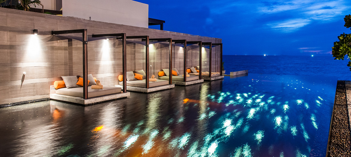 Phuket Resort with Private Swimming Pools