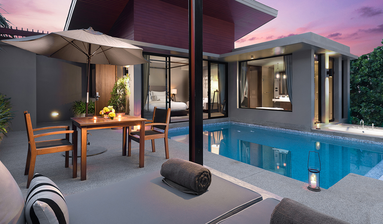 Aleenta Phuket Resort & Spa - Grand Deluxe Pool Villa with Private Swimming Pool