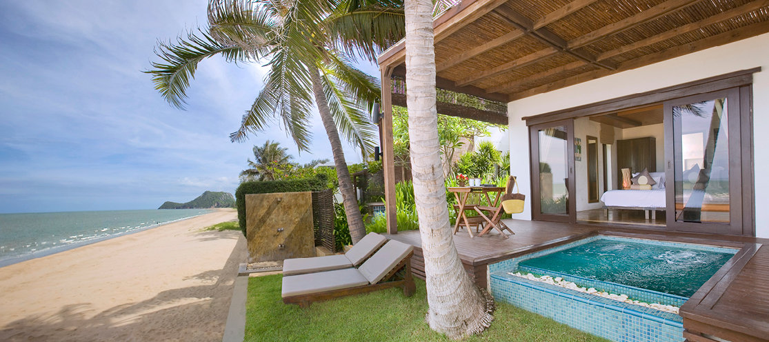The Best Hua Hin Resort with Private Pools