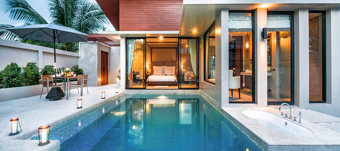 Luxury Pool Villas in Phuket - Aleenta Phuket Resort & Spa