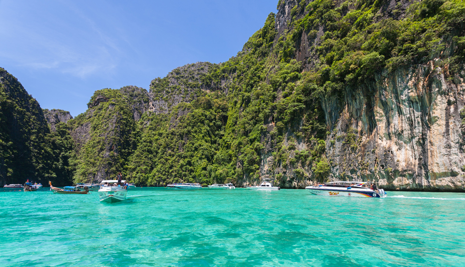 Phi Phi Leh Island Day Trip from Phuket