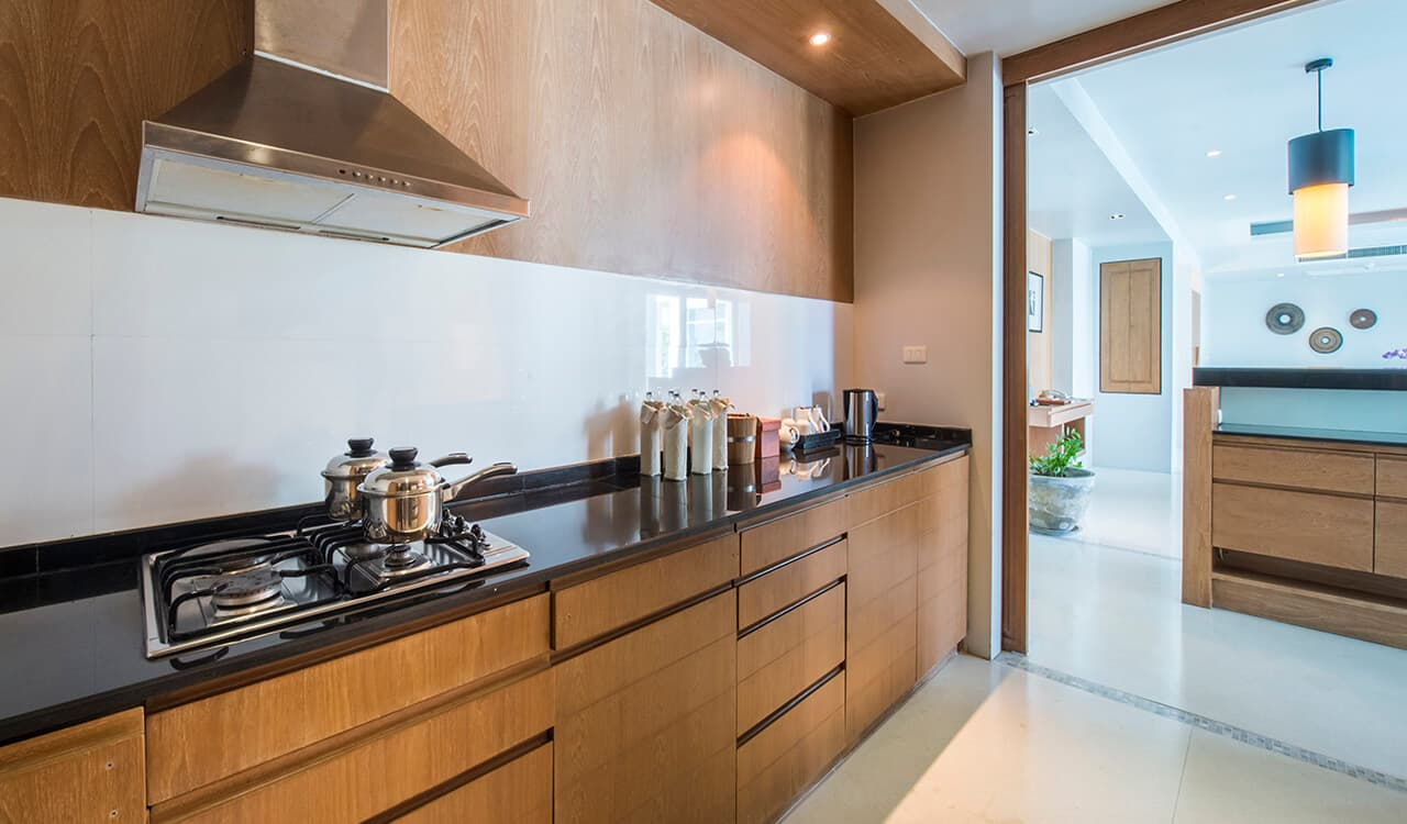 2 Bed Pool Villa Residence - Fully Equipped Kitchen - Aleenta Phuket Resort & Spa
