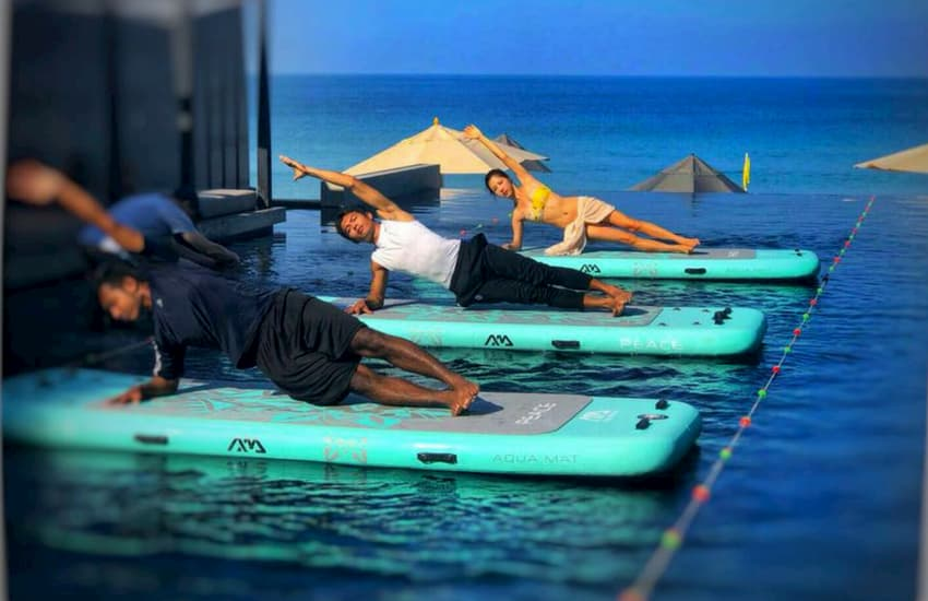 Paddleboard Yoga Phang Nga - Aleenta Phuket Resort & Spa