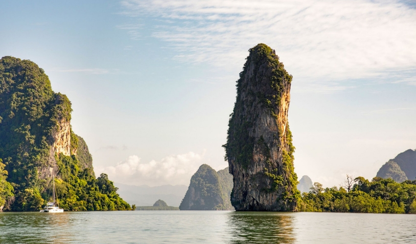 Why is Phang Nga Bay Famous