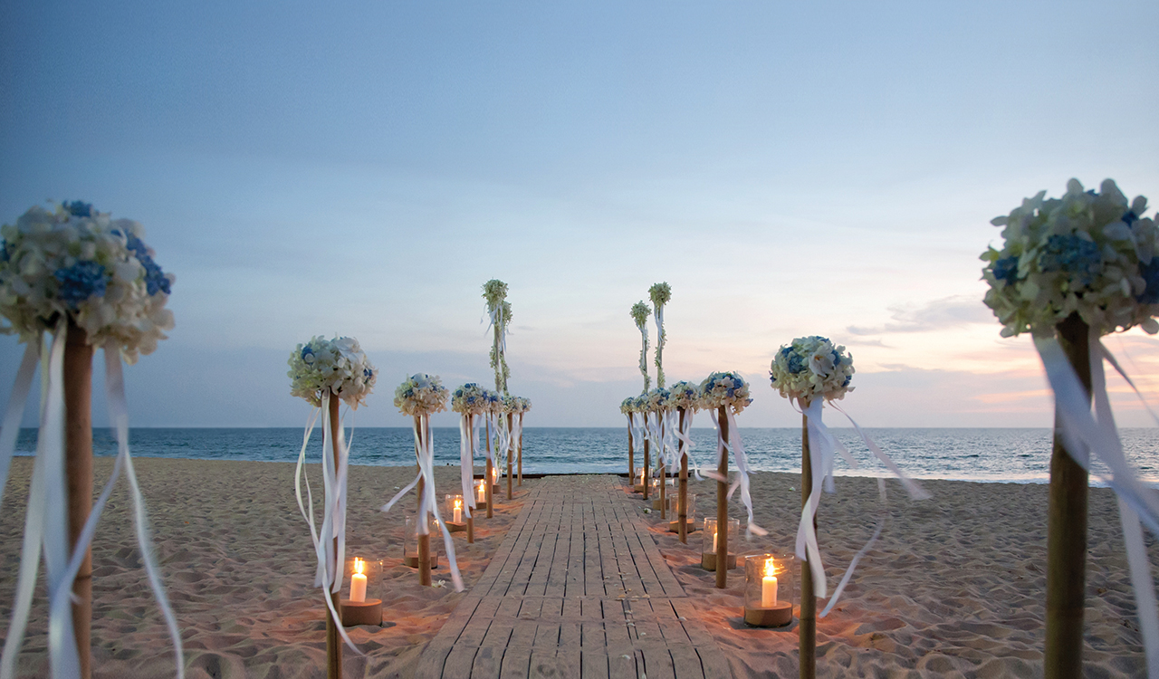 Phuket Weddings - Intimate Beach Weddings Your Way