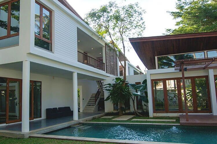 3 BEDROOM PRIVATE POOL VILLA
