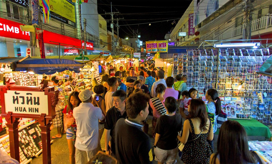 Hua Hin Night Markets
