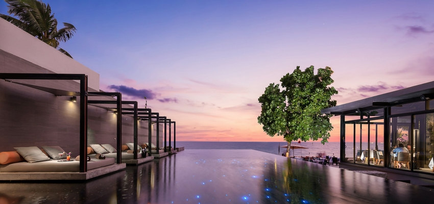 Top 5 Beach Pool Villas in Phuket