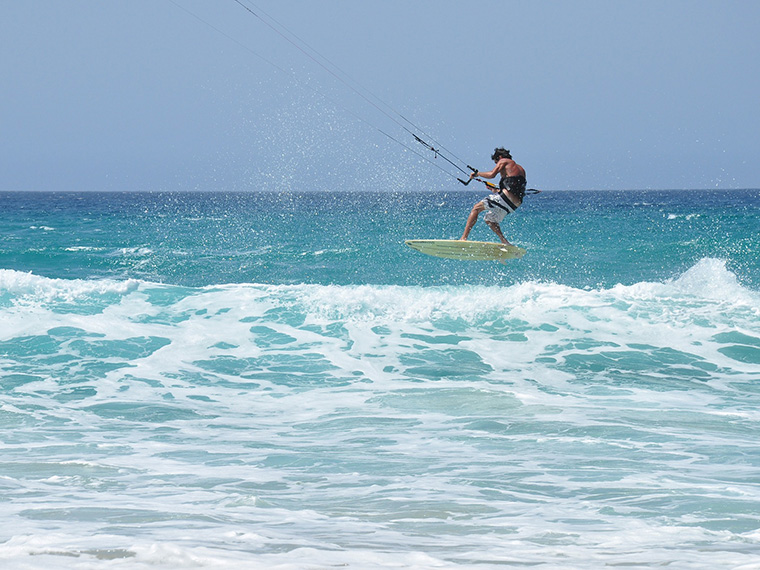 kite surfing experience in Pranburi, Hua Hin