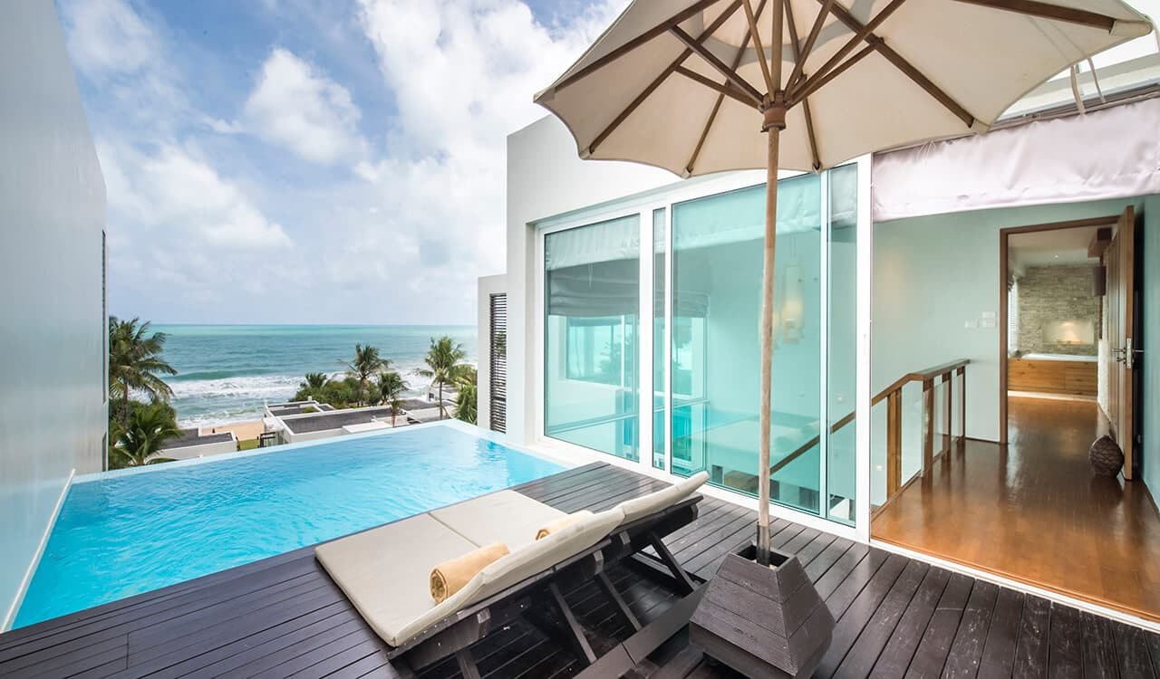 1 Bed Pool Suite Residence - Private Pool and Sun Deck - Aleenta Phuket Resort & Spa