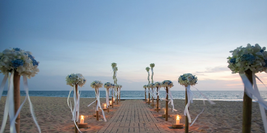 Beach Resort Weddings in Phang Nga Phuket