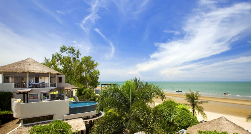 Royal Beaches and Boutique Resorts in Hua Hin