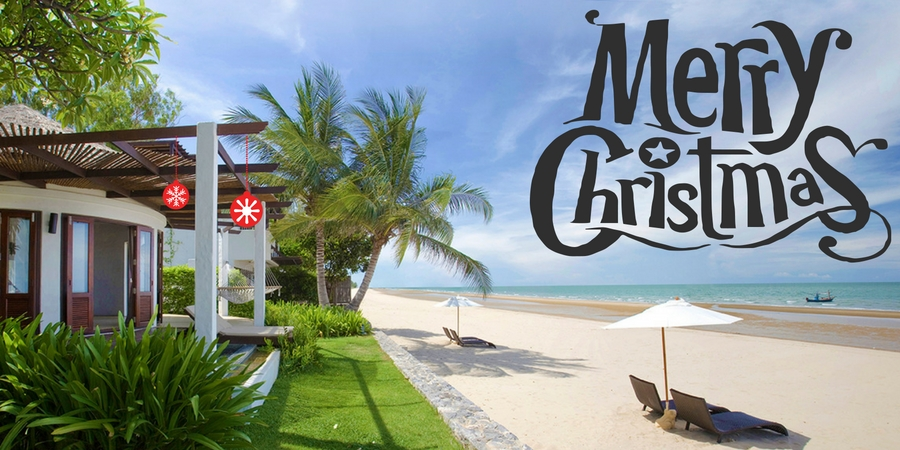 5 Reasons To Visit Hua Hin This Christmas 2016