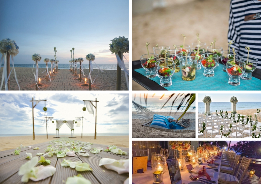 Private Beach Weddings in Thailand