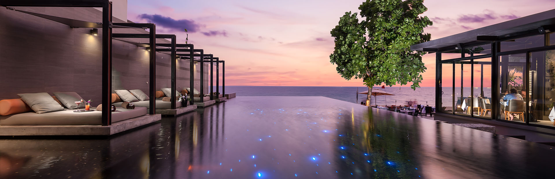 Aleenta resorts spas luxury hotel beach resorts for Small luxury spa hotels