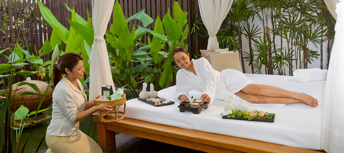 Phuket's World Famous Spa, Beauty & Wellness Treatments