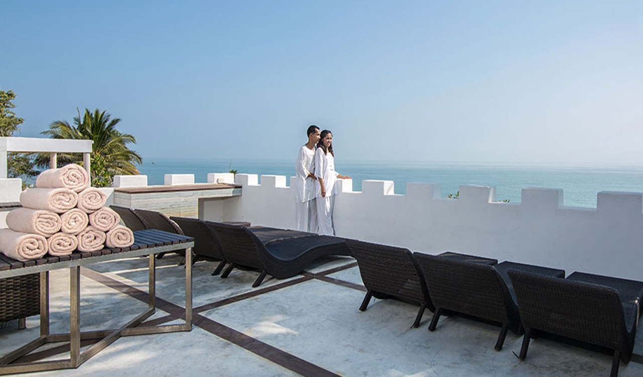 Aleenta Hua Hin Resort & Spa -  Private Villa with beach access and plunge pool