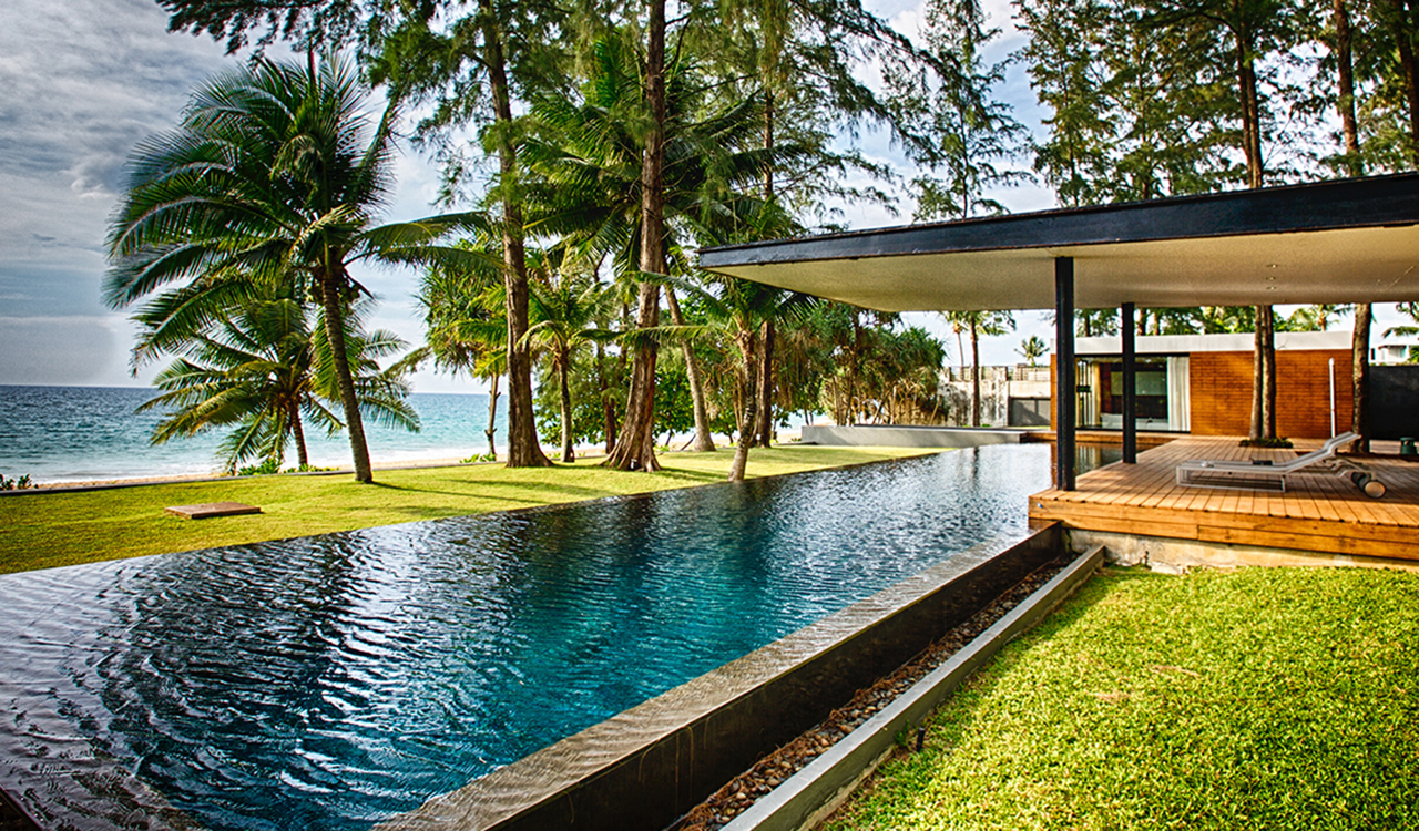 Aleenta Phuket Resort & Spa - Grand Villa Noi private pool