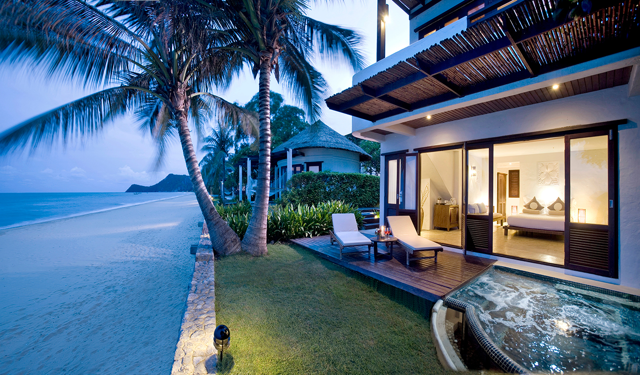 Ultimate Two Bedroom Luxury Beach House