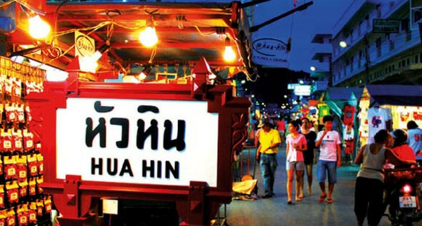 Hua Hin Markets and Shopping - Aleenta Hua Hin Resort