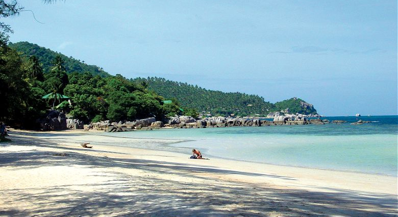 The Best Beaches In Hua Hin Thailand Aleenta Resort: Hua Hin Beach Thailand Map At Infoasik.co