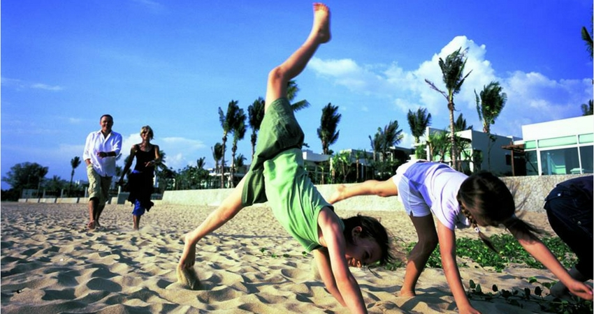 Kids Summer Holidays in Hua Hin