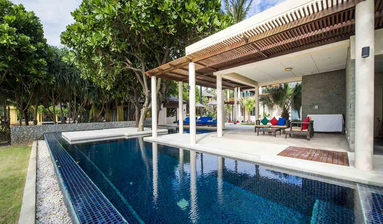 Aleenta Phuket Resort & Spa - Grand Villa Natai with state of the art facilities