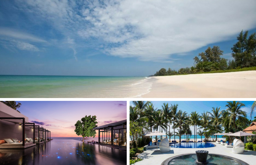 Dual Natai Beach Resorts