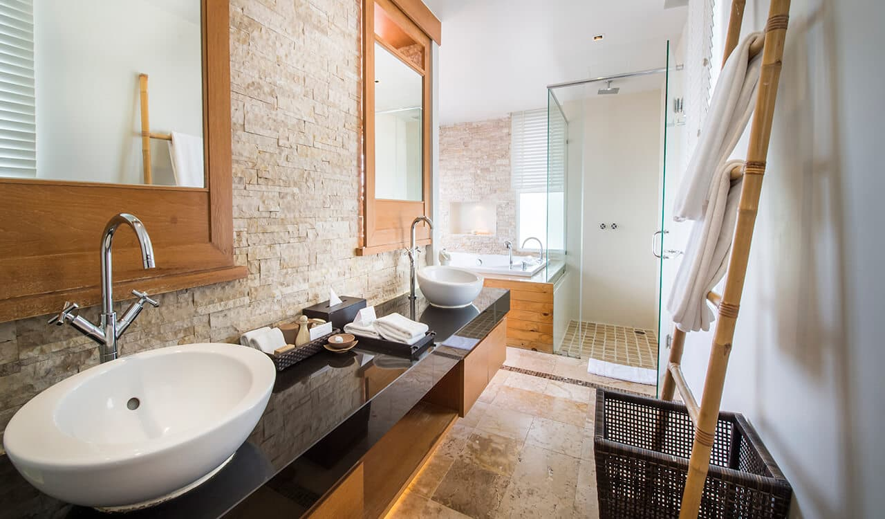 1 Bed Pool Suite Residence - Jacuzzi Bath and Shower - Aleenta Phuket Resort & Spa