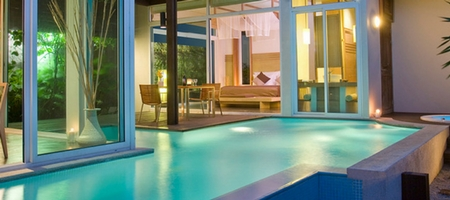 Luxury Pool Villas
