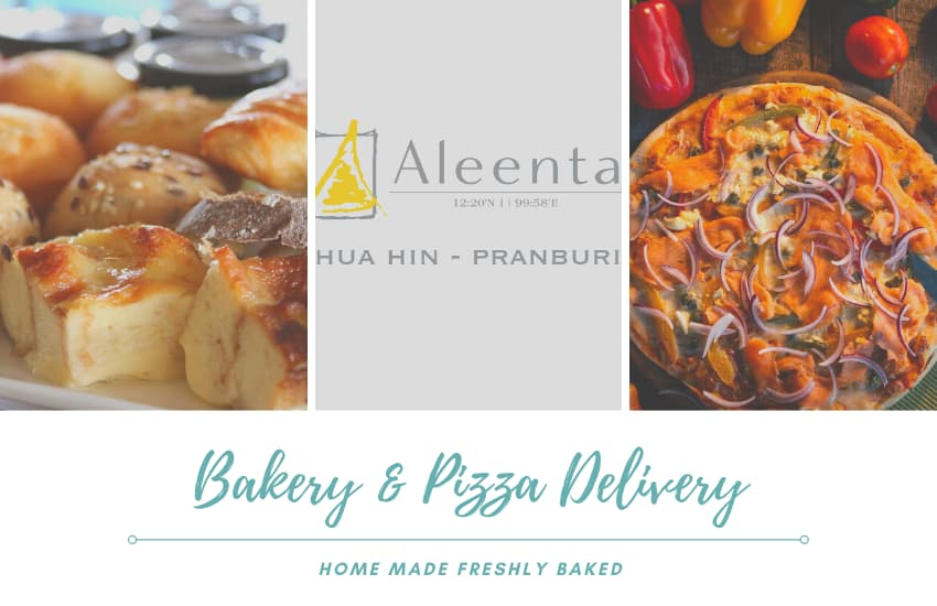 Bakery & Pizza Delivery in Pranburi