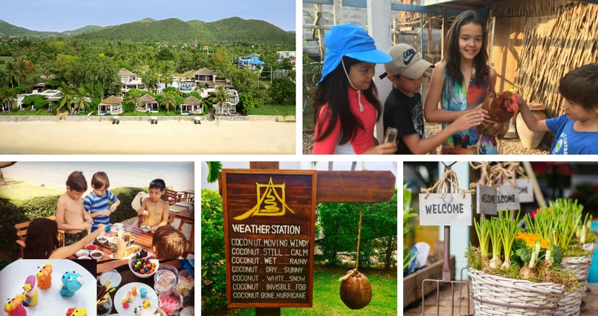 All Inclusive Summer Holiday Package in Hua Hin