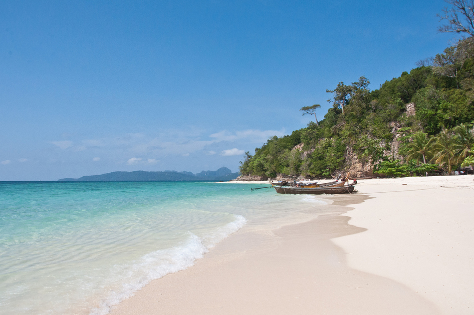 Bamboo Island Part of Phi Phi Islands