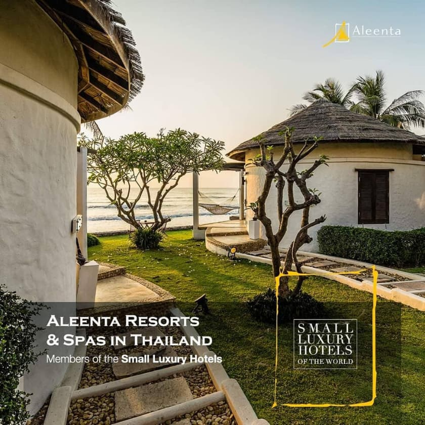 Introducing Aleenta Resorts