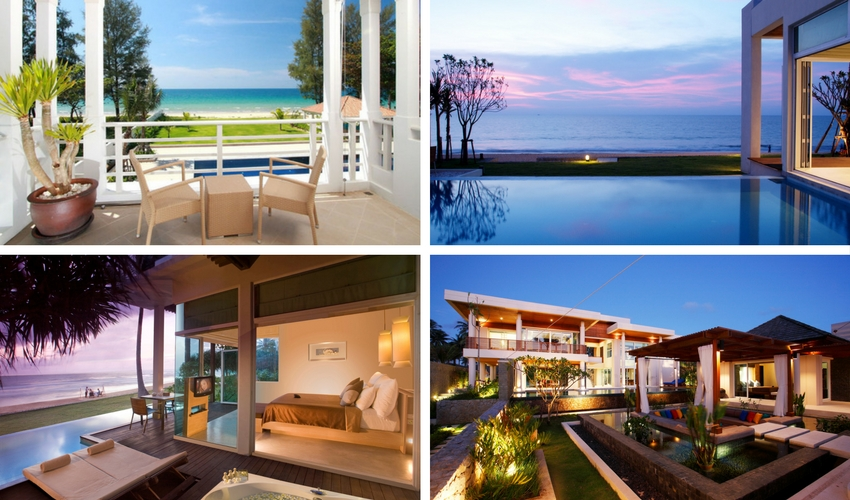 Luxury Resort Villa Weddings in Phang Nga, Phuket