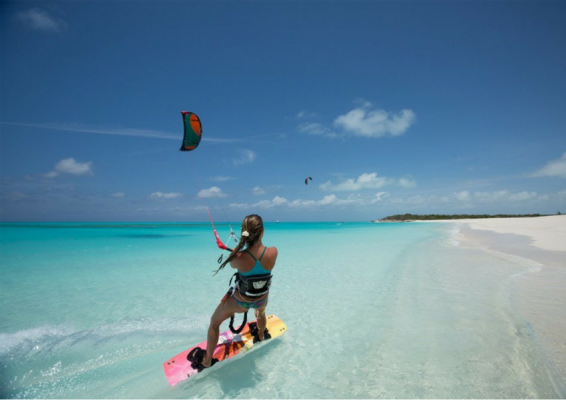 Kiteboarding (IKO Certified) Resort Packages in Pranbui, Hua Hin